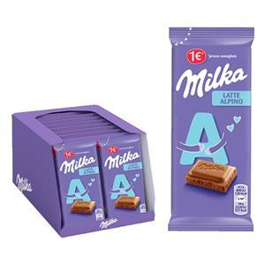 4515 - Tavolette Milka Latte Gr.45 Pz.32