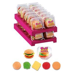6046 -  Trolli Gummi Burger Xxl Gr.50 Pz.24