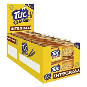 Tuc Crackers Integrali Gr.33 Pz.20